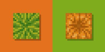 Bottom Texture Fix Minecraft Texture Pack