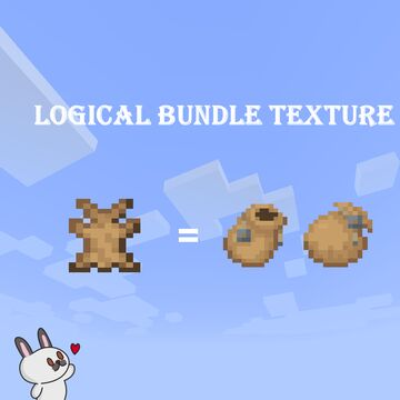 logical bundle texture Minecraft Texture Pack