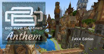 Anthem Steampunk/Fantasy - Java Minecraft Texture Pack