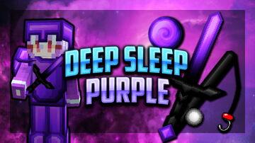 Deep Sleep V2 Purple PVP Pack Minecraft Texture Pack