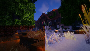 Changing Seasons without Optifine - MeineKraft Texture Pack Addon Minecraft Texture Pack