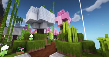 Happy! - an 8x8 texture pack Minecraft Texture Pack