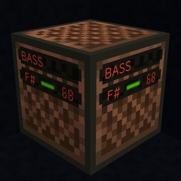 Noteblock Displays Minecraft Texture Pack