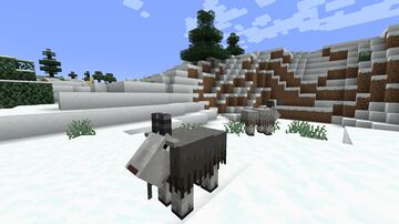 Goat says baa Minecraft Texture Pack