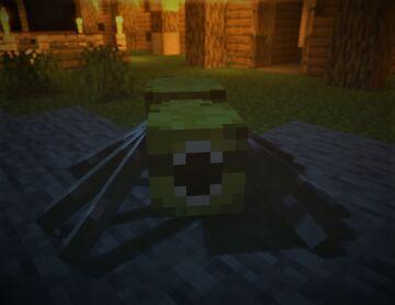 Maze Runner Griever Texture Pack Minecraft Texture Pack
