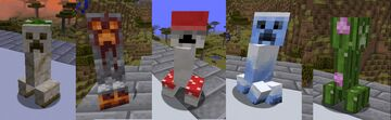 Biome Creepers Minecraft Texture Pack