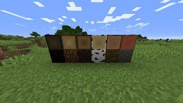 better woods please no 3d sapling ED Minecraft Texture Pack
