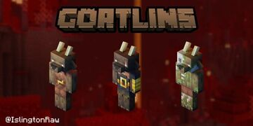 Goatlins (Bedrock Edition) Minecraft Texture Pack
