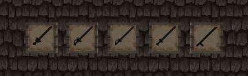 Dark Undertow's Swords Minecraft Texture Pack