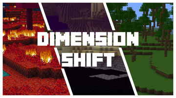 Dimension Shift Minecraft Texture Pack