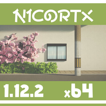 NicoRTX 64x for 1.12.2 | Anime Realistic Japanese PBR Textures Minecraft Texture Pack