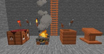 Acacia Pack 1.15 Minecraft Texture Pack