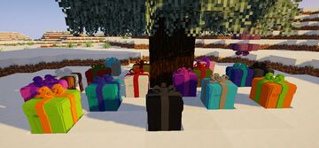 Shulker Gift Boxes 32x Minecraft Texture Pack