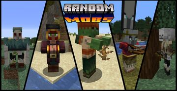 Random mobs resource-pack Minecraft Texture Pack