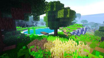 Aquarius PE Shaders (Android/iOS) Minecraft Texture Pack