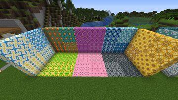 Hydro's Glazed Terracotta Minecraft Texture Pack