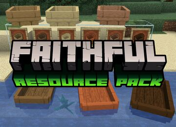 Oar-less Boat (Official Faithful Addon) Minecraft Texture Pack