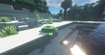 Turtles++ Minecraft Texture Pack