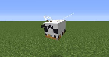 Ghost Bees Minecraft Texture Pack