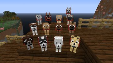 Doggos+ [Optifine] Minecraft Texture Pack
