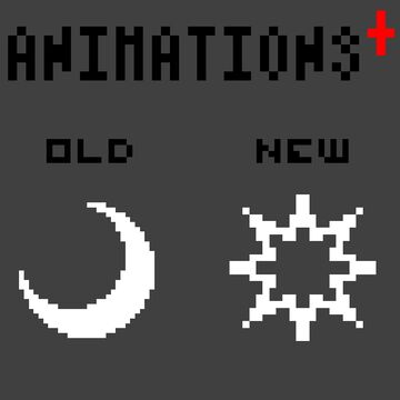 Animations+ Minecraft Texture Pack