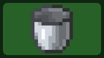 Superior Buckets Minecraft Texture Pack