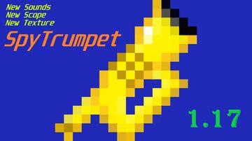 SpyTrumpet (1.17) Minecraft Texture Pack