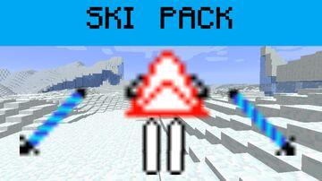 Ski Pack Minecraft Texture Pack