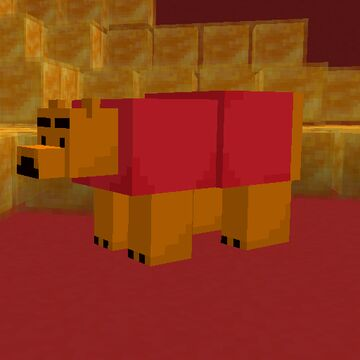 Winnie the pooh Minecraft Texture Pack