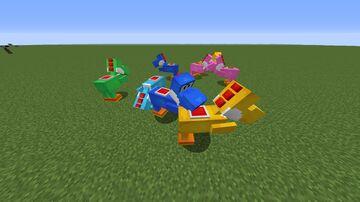Yoshi! Minecraft Texture Pack