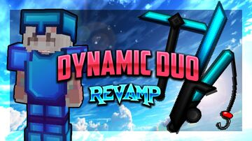 Dynamic Duo [128x] PVP Pack Minecraft Texture Pack
