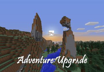 Adventure Upgrade ― New Textures for Adventure Update! Minecraft Texture Pack