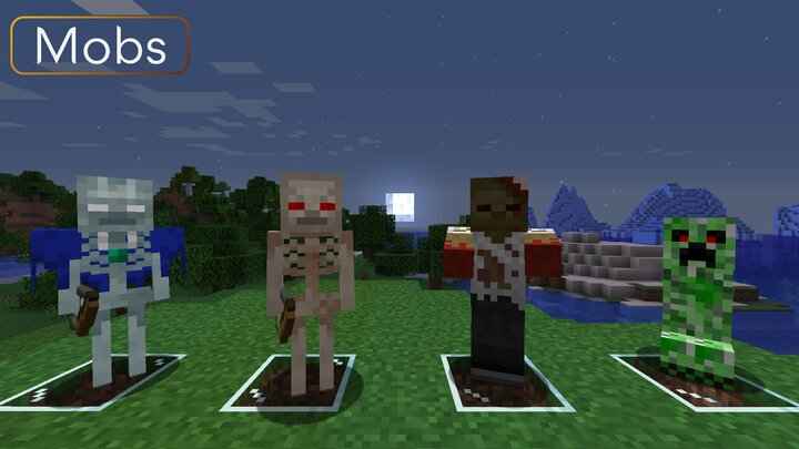 Customized certain mobs