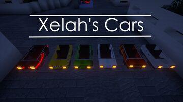 Xelah's Cars Minecraft Texture Pack