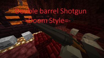 Super Shotgun (Crossbow replacement) 1.15 Minecraft Texture Pack