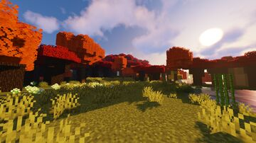 Fall Paqq Minecraft Texture Pack