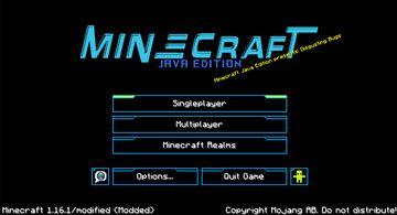 Blue Line Pack Minecraft Texture Pack