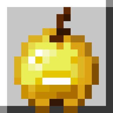 Enchanted Golden Apple --> Notch Apple Minecraft Texture Pack