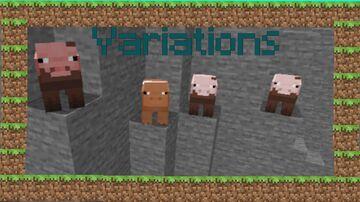 Variations Minecraft Texture Pack