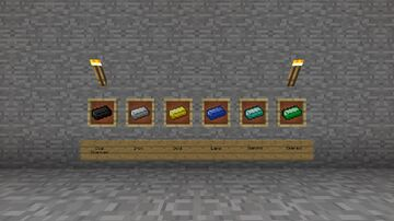 BARS! Minecraft Texture Pack