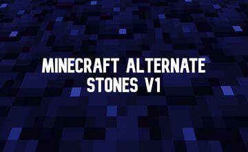 Alternate Stones (V1) Minecraft Texture Pack
