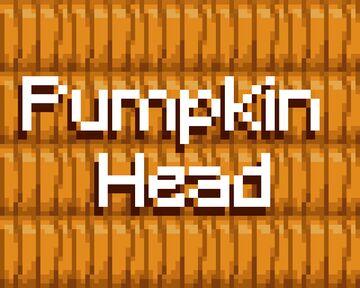 Pumpkin Head FIXED Minecraft Texture Pack