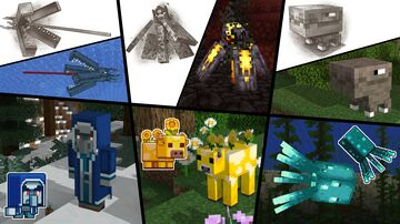 Mob Vote Minecraft Texture Pack