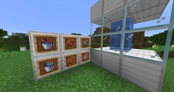 Old fishes textures Minecraft Texture Pack