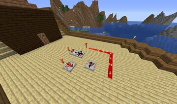 Redstone Helper 1.14+ 1.15 Minecraft Texture Pack