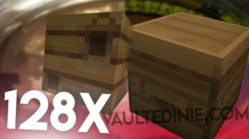 BeeNEST and BeeHIVE 128x Minecraft Texture Pack