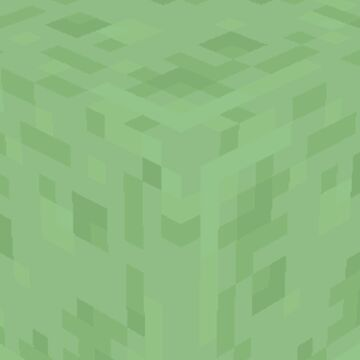 Faceless Slimes Minecraft Texture Pack
