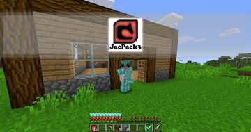 JacPack3 Minecraft Texture Pack