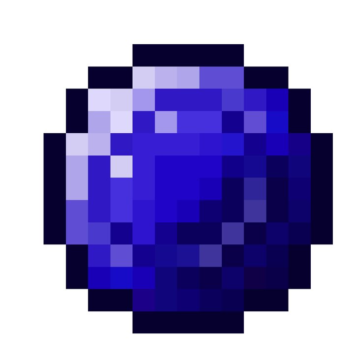 Renaming lapis to Sapphire will give you this