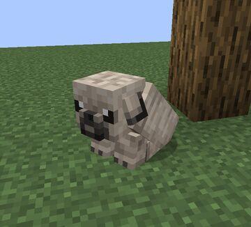 Pug Minecraft Texture Pack